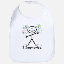 BusyBodies Improv/Comedy Bib