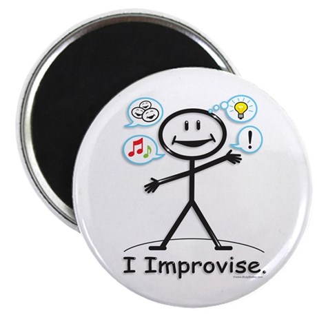 BusyBodies Improv/Comedy Magnet