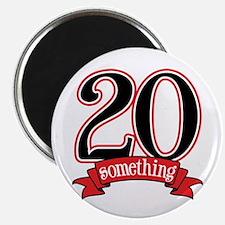 20 Something 21st Birthday Magnet