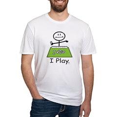 Mahjong Stick Figure Shirt