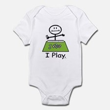 Mahjong Stick Figure Infant Bodysuit