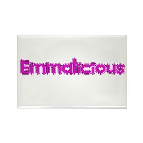 Emmalicious Rectangle Magnet