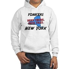 yonkers new york - been there, done that Hoodie