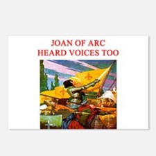 voices in my head gifts ppare Postcards (Package o