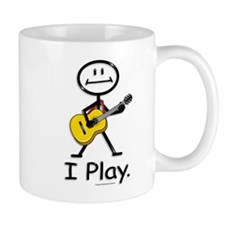 BusyBodies Acoustic Guitar Small Mugs