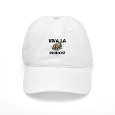 Viva La Rhinos Baseball Cap