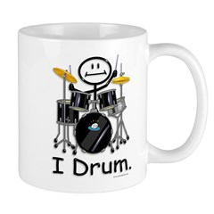 BusyBodies Drummer Mug