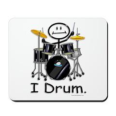 BusyBodies Drummer Mousepad