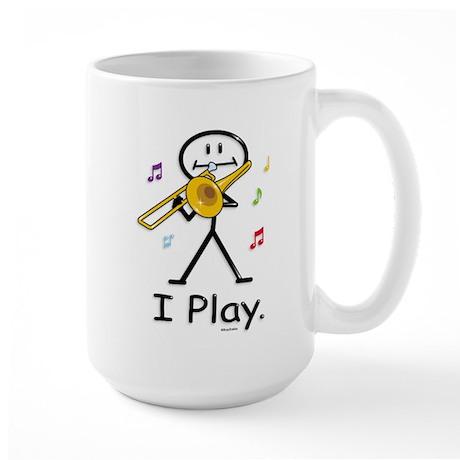 BusyBodies Trombone Large Mug