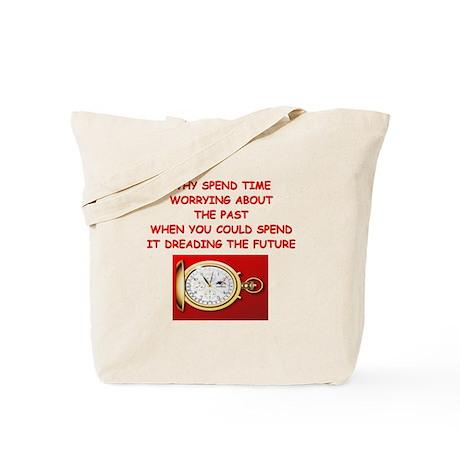 new age psychology joke Tote Bag