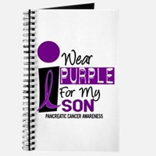 I Wear Purple For My Son 9 PC Journal