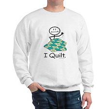 BusyBodies Quilt Sweatshirt