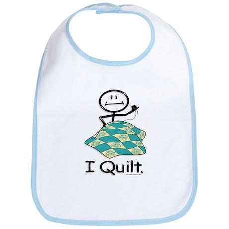 BusyBodies Quilt Bib