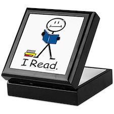 BusyBodies Reading Keepsake Box