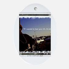 Cool Venice ca Oval Ornament