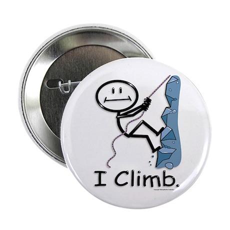 "BusyBodies Rock Climbing 2.25"" Button (10 pack)"