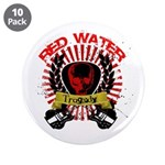 """Red Water Tragedy 3.5"""" Button (10 pack)"""