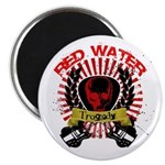 """Red Water Tragedy 2.25"""" Magnet (100 pack)"""