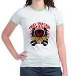 Red Water Tragedy Jr. Ringer T-Shirt