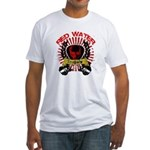 Red Water Tragedy Fitted T-Shirt