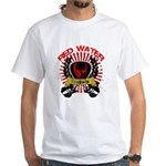 Red Water Tragedy White T-Shirt