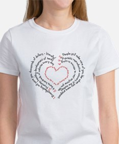 Breastfeeding: The Greatest Gift Women's T-Shirt