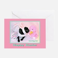 Easter Couple Greeting Card