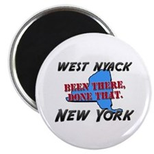 west nyack new york - been there, done that Magnet