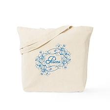 Pisces Fish Tote Bag
