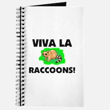 Viva La Raccoons Journal