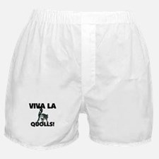 Viva La Quolls Boxer Shorts