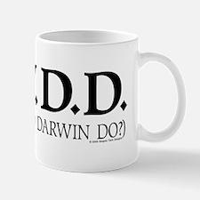 What Would Darwin Do? Mug