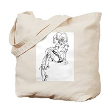 HubCity Harlequins Tote Bag