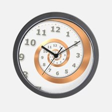 Cool Art deco Wall Clock