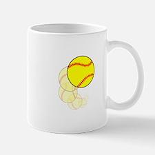 Softball Wave Mug
