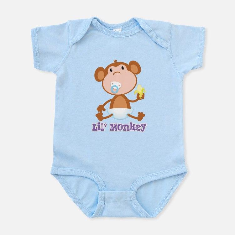 Lil' Monkey Infant Bodysuit