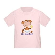 Lil' Monkey Smile T