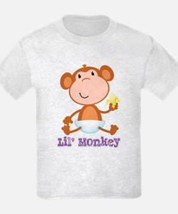 Lil' Monkey Smile T-Shirt