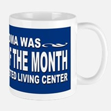 Old Person of the Month Mug