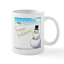Happpy Holidays Mug