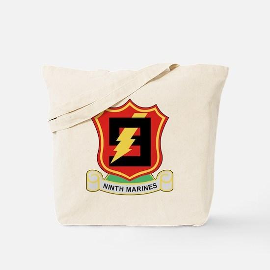 Unique 1st battalion 5th marines regiment Tote Bag