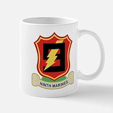 Unique Ninth Mug