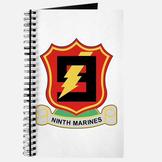 Cute 1st battalion 9th marines Journal