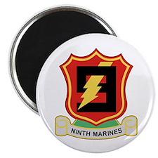 "Cute Ninth 2.25"" Magnet (10 pack)"
