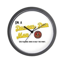 Dapper Dan Wall Clock
