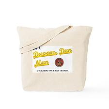 Dapper Dan Tote Bag