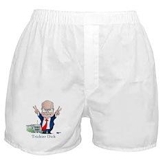 Trickier Dick Logo Boxer Shorts