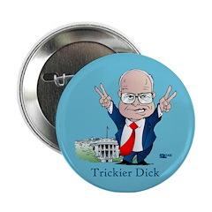 Trickier Dick Logo Button