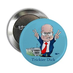 Trickier Dick Logo Button