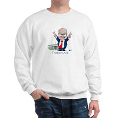 Trickier Dick Logo Sweatshirt